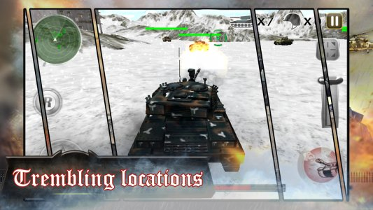 Tank Battle - Gunner War Game -modern tanks 2018