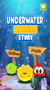 UnderWater Bubble Story