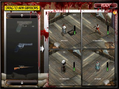 Zombie Defense Free