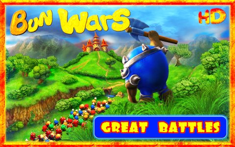 Bun Wars HD - Strategy Game