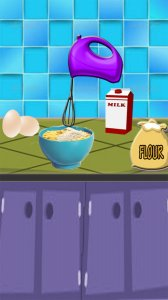 Cake Maker Chef, Cooking Games
