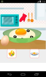 cooking eggs games