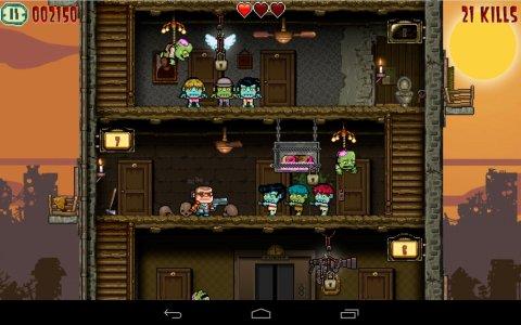 Crazy Bill: Zombie stars hotel