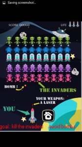 Crazy Invaders