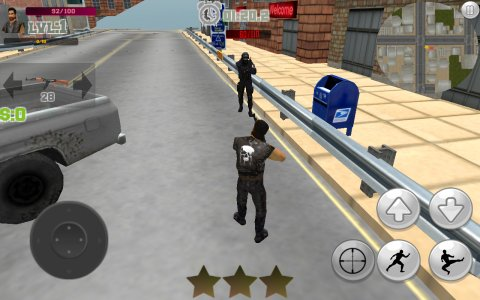 Crime Simulator