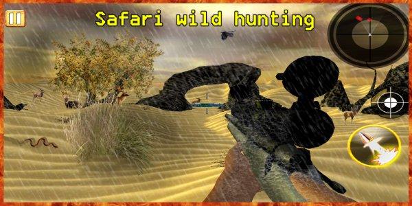 Deer Hunting Sniper Shooter