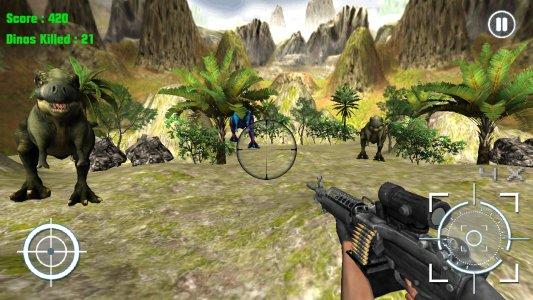 Jungle Hunter - Dinosaur Swamp