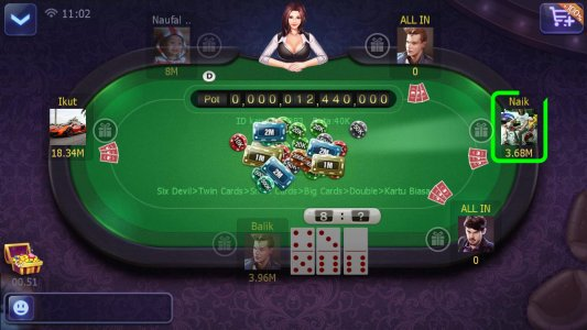 Domino Qiuqiu 99 Kiukiu Top Qq Game Online Android Game Apk Com Dominoqq Poker By Topfun Download To Your Mobile From Phoneky