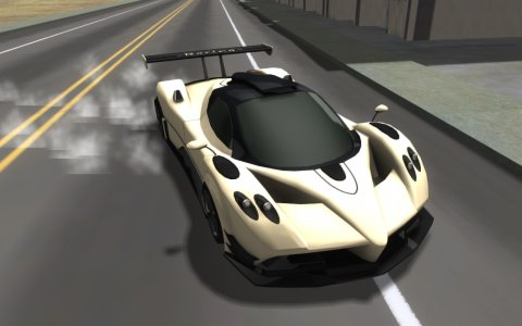 Fast Race Car Driving 3D