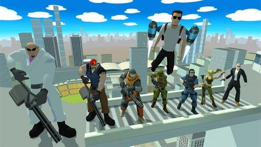 Grand Crime Gangsta Vice Miami