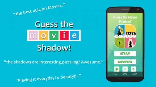 Guess the Movie Shadow?