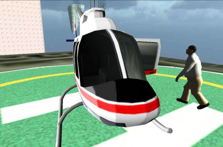 Helicopter Flight Simulator 3D