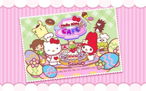 Hello Kitty Cafe Seasons