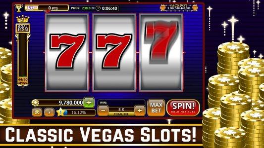 Slots: Hot Vegas Slot Machines Casino & Free Games