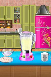 Ice Cream Smoothies Maker