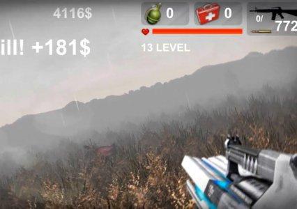 Invasion zombie apocalypse