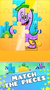 Kids Cartoon Jigsaw Puzzles