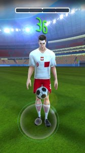 Lewandowski: Football Star