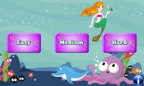 Mermaids and Fishes for Kids