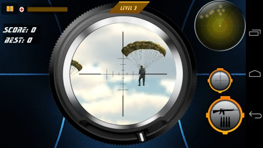 Mountain Sniper Shooting: Sniper Shooter 3D FPS
