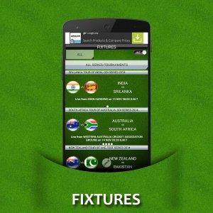 Cricket Live Stream (Animated)