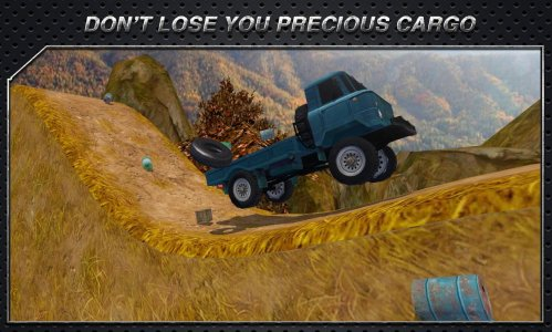Off-Road 4x4 Hill Driver Cargo