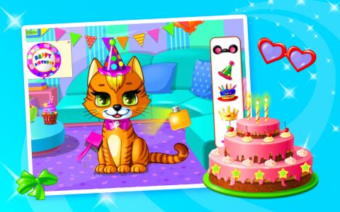 Pet Birthday Party