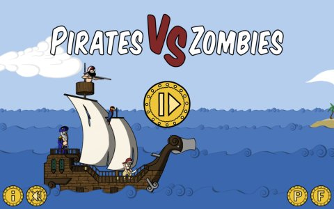 Pirates Vs Zombies