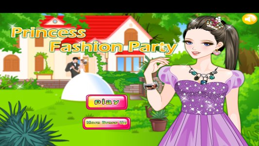 Princess Fashion - Party Dress