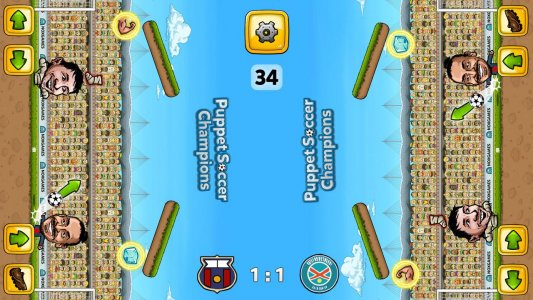 ⚽ Puppet Soccer Champions – Fighters League ❤️?