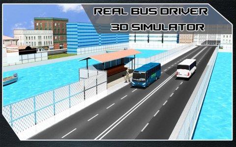 Real Bus Driver 3D Simulator