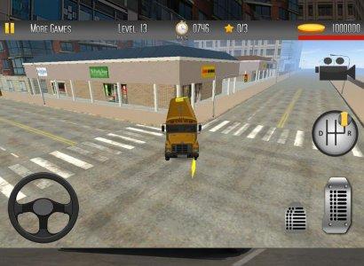 Schoolbus Driving 3D Sim 2
