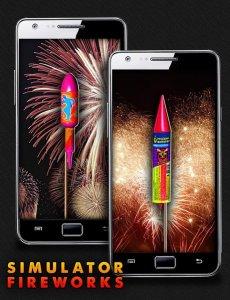 Simulator Fireworks New Year