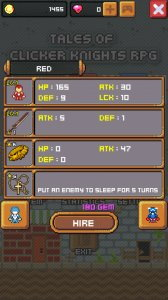 Tales of Clicker Knights RPG