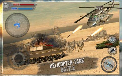 Tank Battle 3D-World War Duty