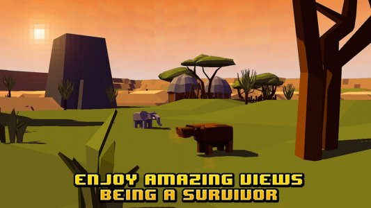 African Survival Simulator 3D