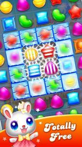 Candy Gems: match 3 Jelly