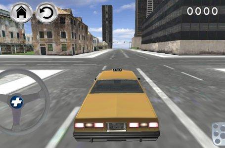 City Taxi Transportation