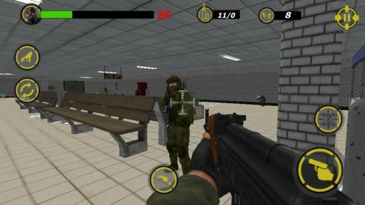Counter Terrorist Operation