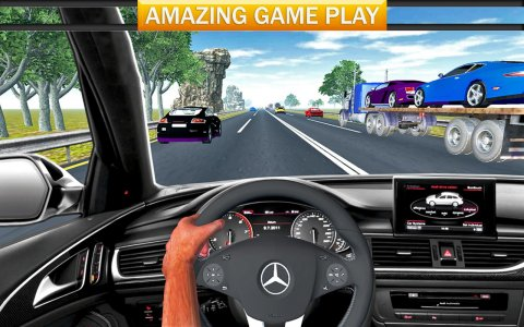 ? Crazy Car Traffic Racing: crazy car chase