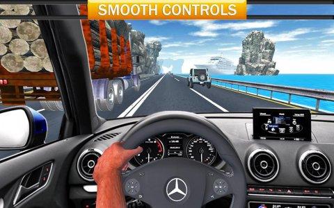 hoch Speed Auto Rivals Rennen Kotse Pagmamaneho