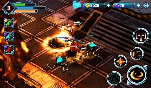 Devil Fighting War 3D