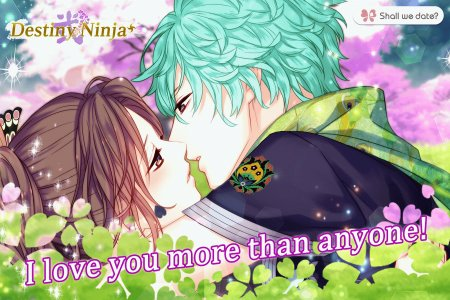Destiny Ninja Shall we date otome games love story