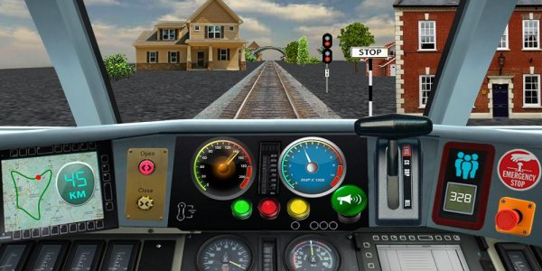Guida Train Simulator