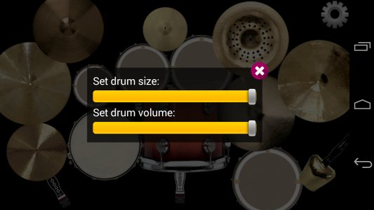 Batterie (Drums)