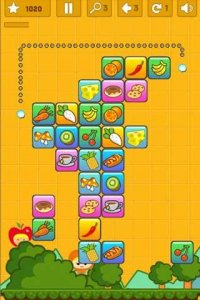EAT FRUIT Link Link (FREE)