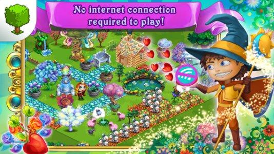 Fairy Farm - Games for Girls