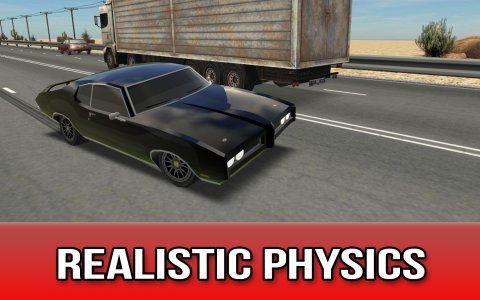 Fast Traffic Racer 3D