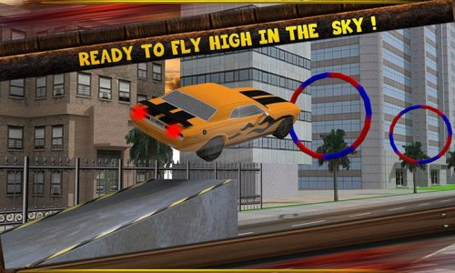Flying Car Racing