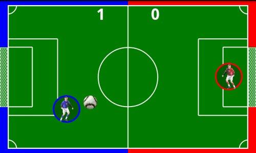 Football 1 vs 1 HD